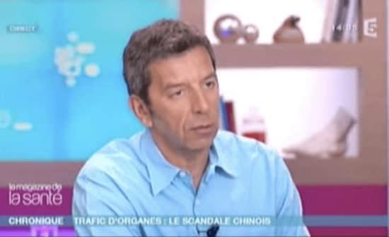 Michel Cymes sur France 5