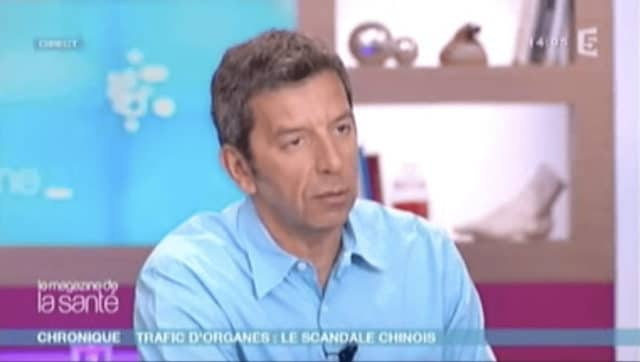 Michel Cymes sur France 5