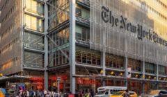 bureaux du New York Times