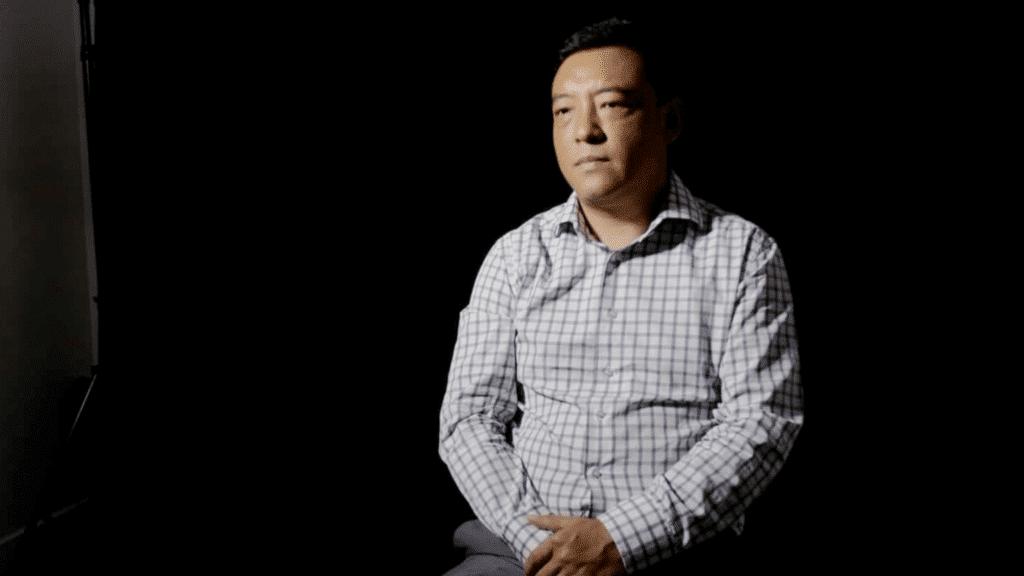 M. Fengjun Hao, ancien agent secret, responsable du Bureau 610 et responsable de police