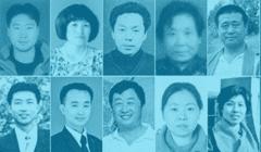 Personnes mortes pour leurs croyances dans le Falun Gong en Chine