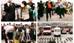 arrestations de pratiquants de Falun Gong