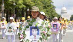 commémoration de 20 ans de persécution du Falun Gong