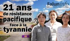 Trois pratiquantes de Falun Gong témoignent des violences et humiliations subies en Chine