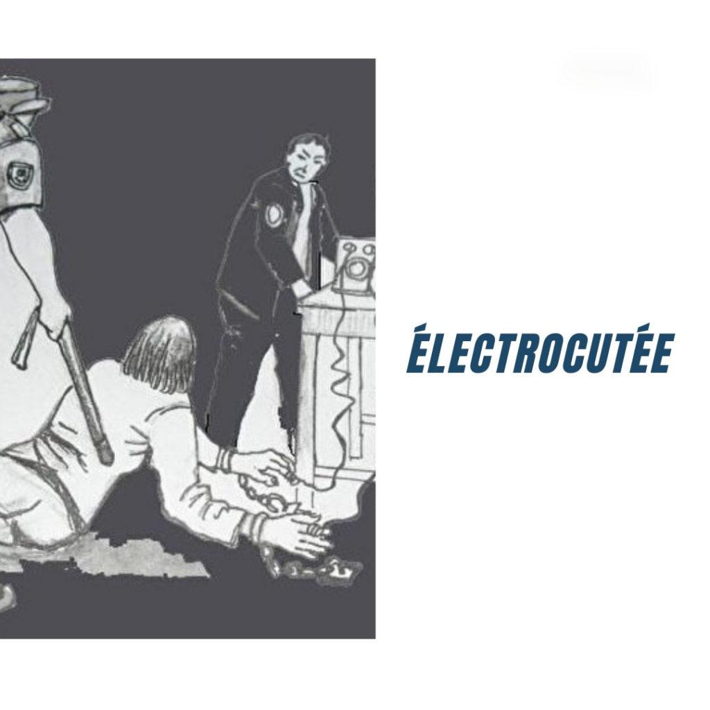 Torture : l'électrocution